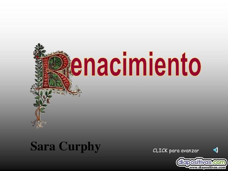 Sara Curphy   CLICK para avanzar