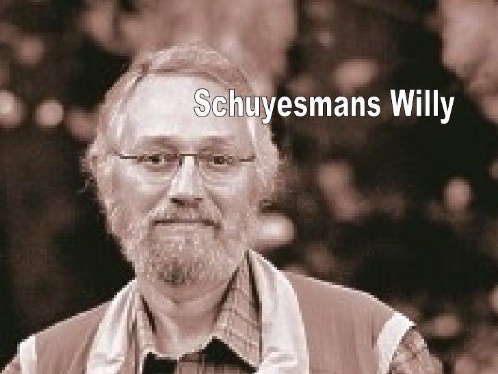 Schuyesmans Willy
