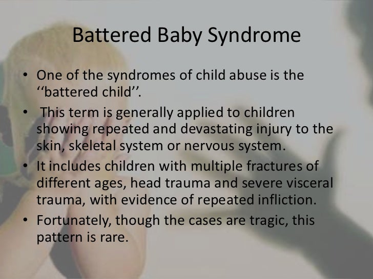 battered womans syndrome