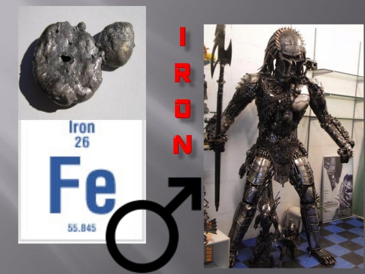   Iron was discoveredby the Ancients. Beads were foundin Egypt from 3,500B.C. that were madefrom meteoric iron. Cast ir...