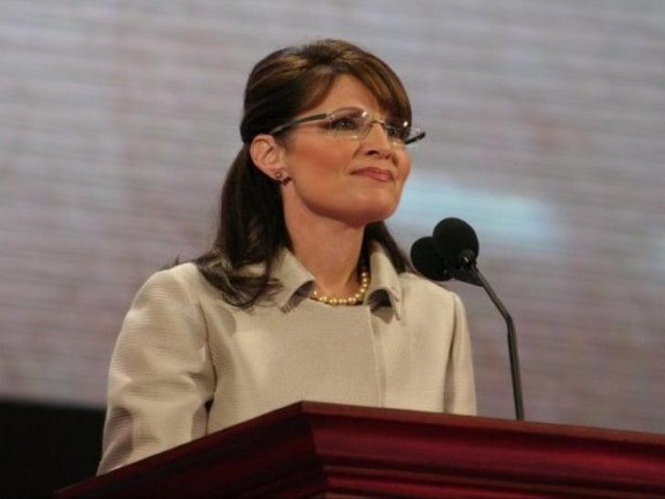 Sarah Palin Gop Convention Photo 2008