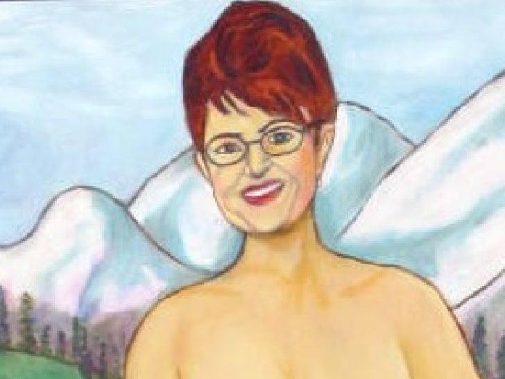 Sarah Palin Painting