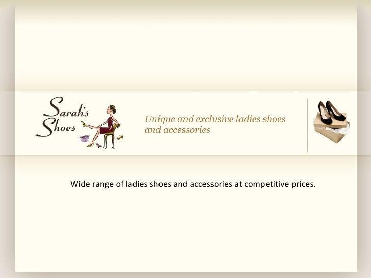 Sarahsshoesonline.com - Cheap Womens Comfortable Shoes & Ankle Boots