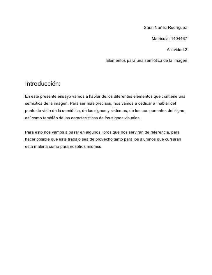 Sarai Nañez Rodríguez                                                                     Matricula: 1404467              ...