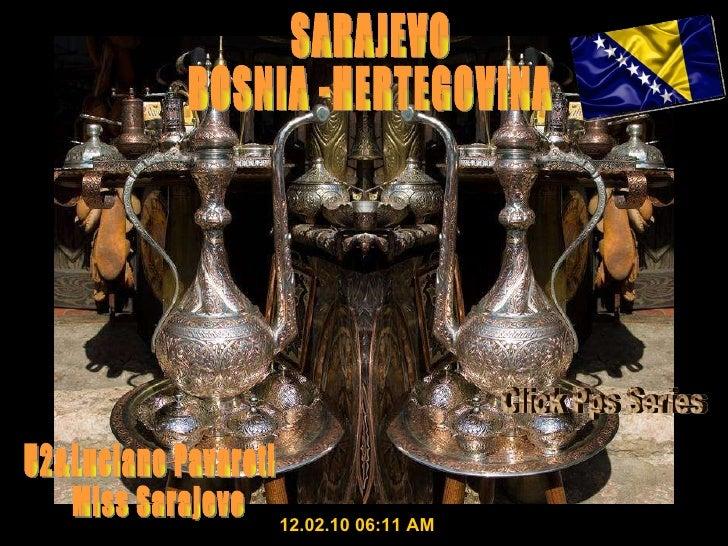 Sarajevobosniahertegovina