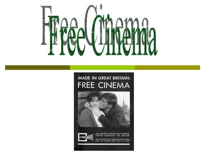 El Free Cinema