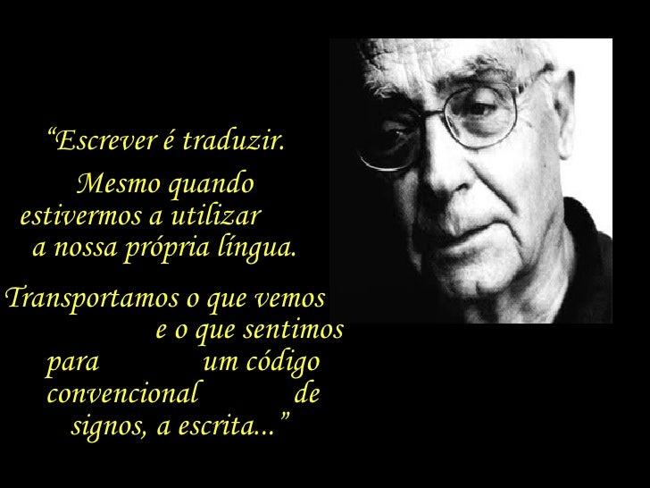 Homenagem a Saramago