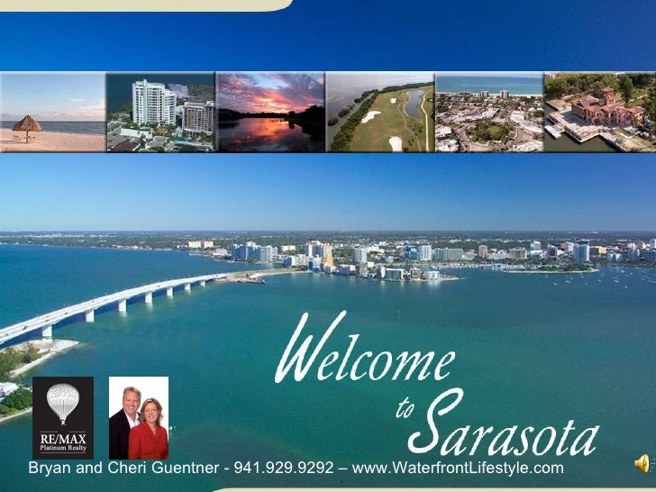 Bryan and Cheri Guentner - 941.929.9292 – www.WaterfrontLifestyle.com