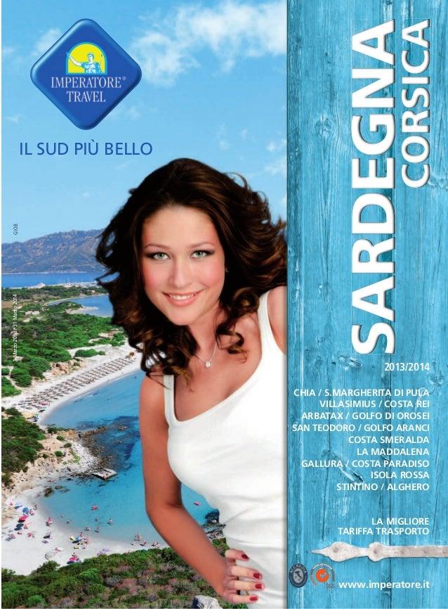 Catalogo Sardegna-Corsica 2013 - Imperatore Travel