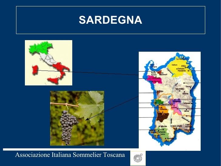 Sardegna Lezione AIS Secondo livello