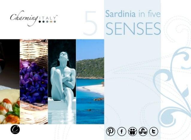 Sardinia in 5 senses [E-book]