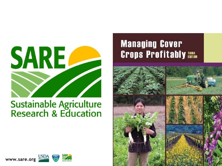 SARE Cover Crops Powerpoint