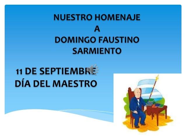 Día del Maestro_Sarmiento