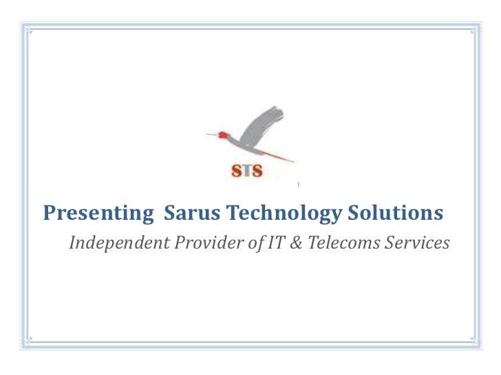 Sarus Tech