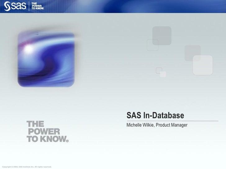 SAS aster data big data dc presentation public