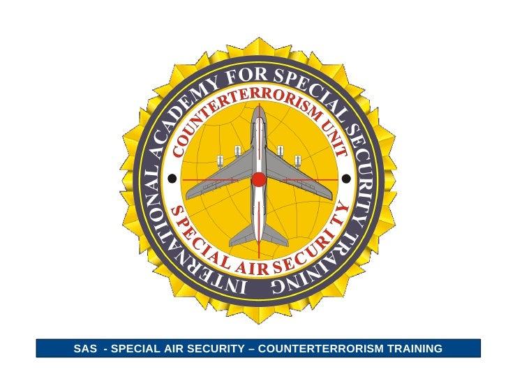 Sas Counterterrorism Training