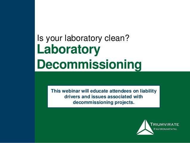 Is Your Laboratory Liable Reduce Liability With Lab