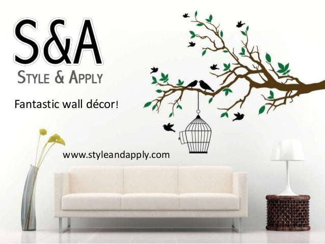 Style And Apply Wal Decals And Wall Prints For Best Home