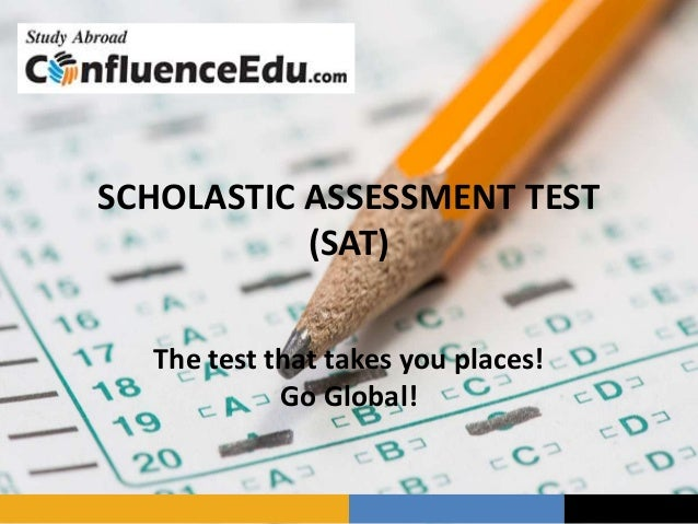 SAT Test by Confluence Educational Services Pvt Ltd