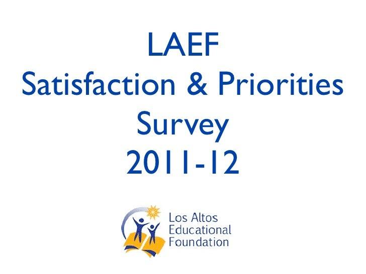Sat and priorities survey  website version