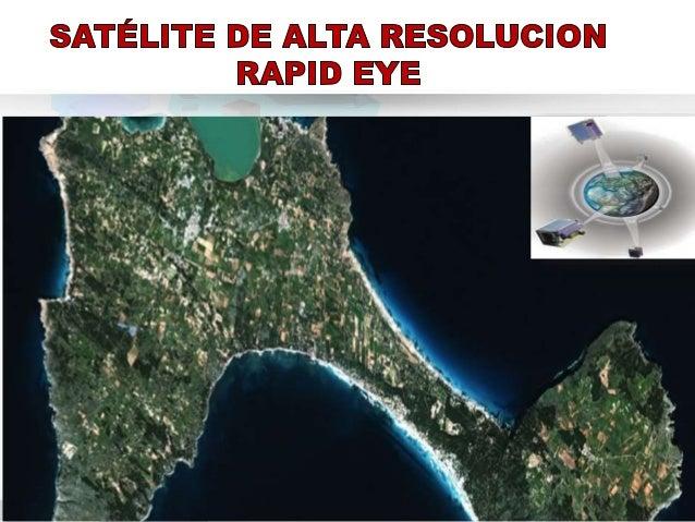 RapidEye sede en Brandenburgo a.d.H. Es una compañía alemana proveedora de información geoespacial, especializada en la ge...