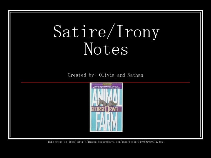 Satire Essays On School