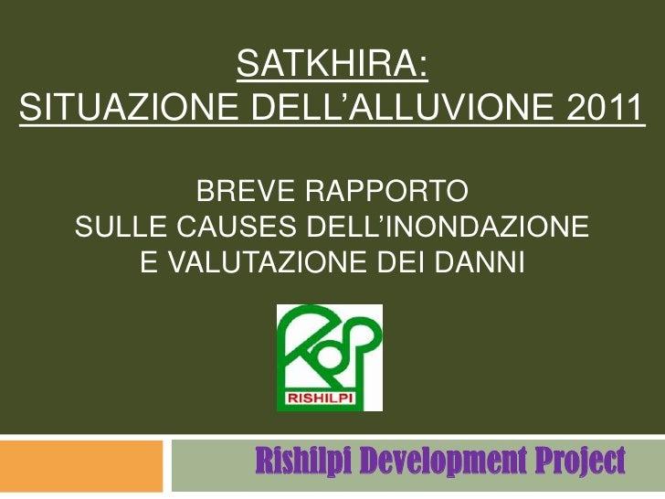 Satkhirafloodsituation 2011 italian