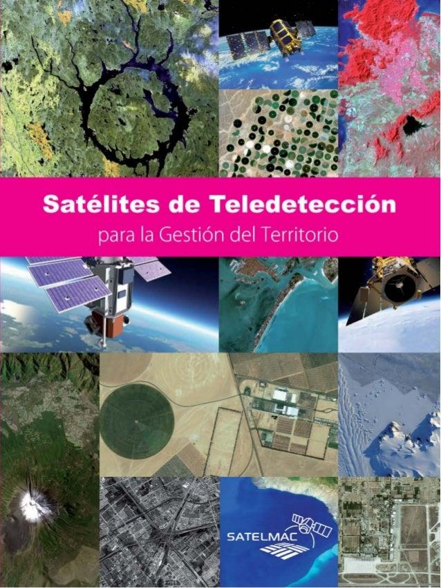 Satélites de teledetección para la gestión del territorio
