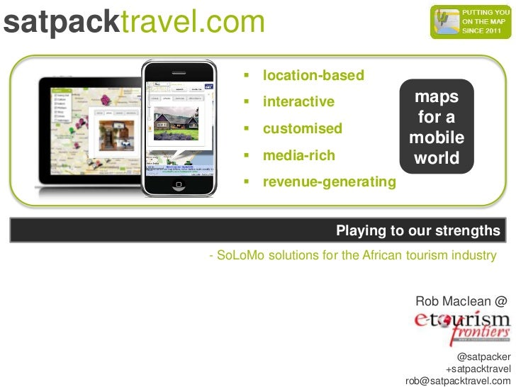 satpacktravel.com                    location-based                    interactive                maps                  ...