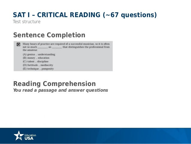 Will studying for the SAT II Literature test improve my critical reading/writing section on the SAT I?