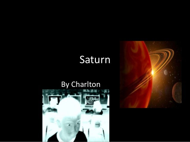 Saturn by charlton