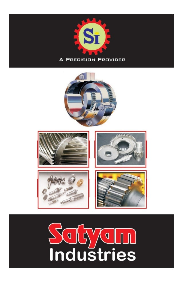 Satyam Industries, Rajkot, Industrial Gears & Rack