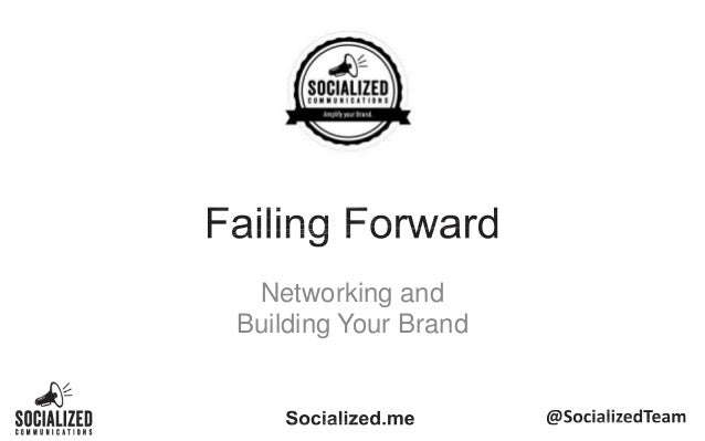 Networking and Building Your Brand