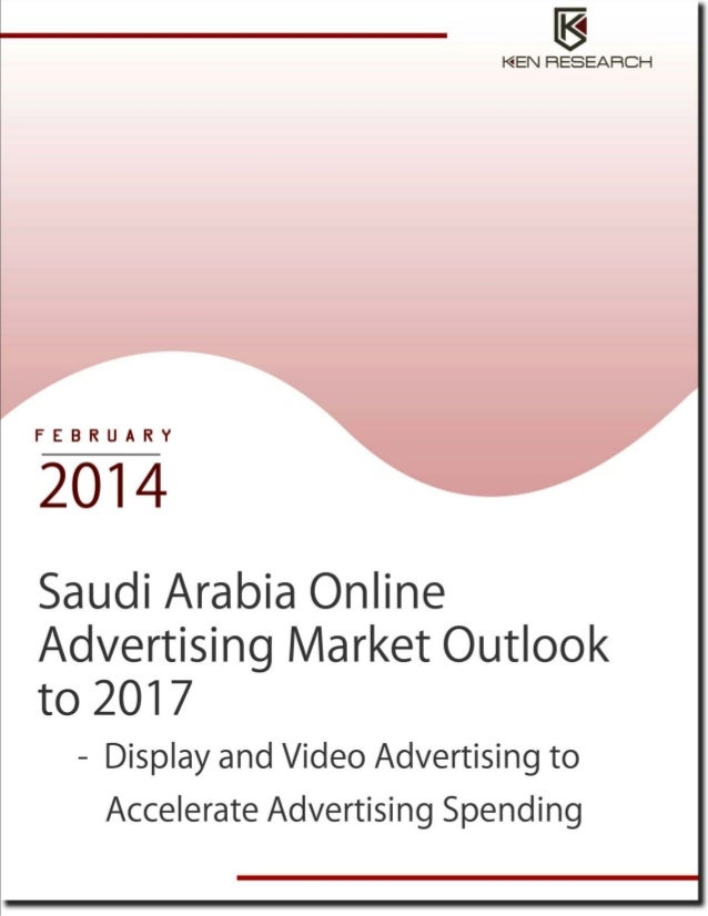 Saudi Arabia Online Advertising Market Research Report