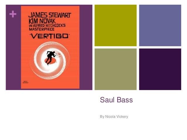 Saul bass presentation