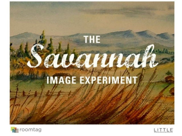 """The """"Savannah Experiment"""" - Why The Workplace Matters"""