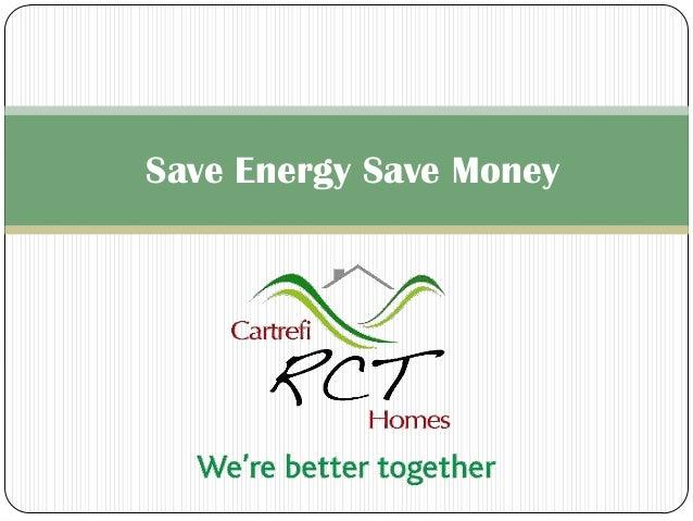 Save energy save money