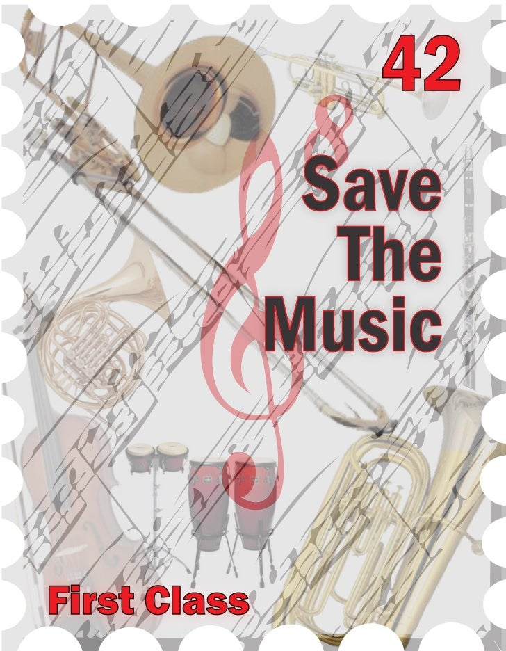 42               Save                The              MusicFirst Class