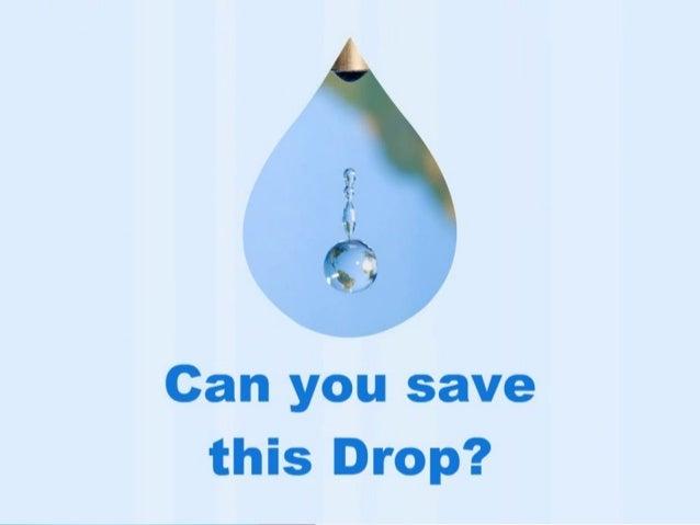 Save water by Akshit Mehta