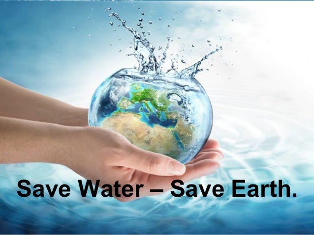 Change Your Water Ways