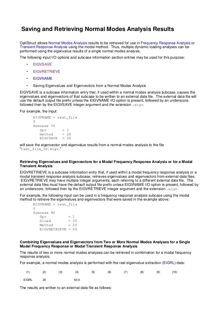 Saving and retrieving_normal_modes_analysis_results