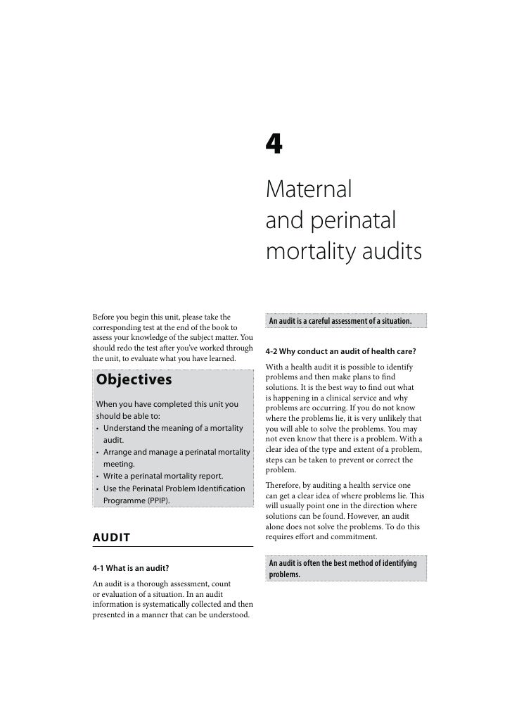 4                                                   Maternal                                                   and perinat...