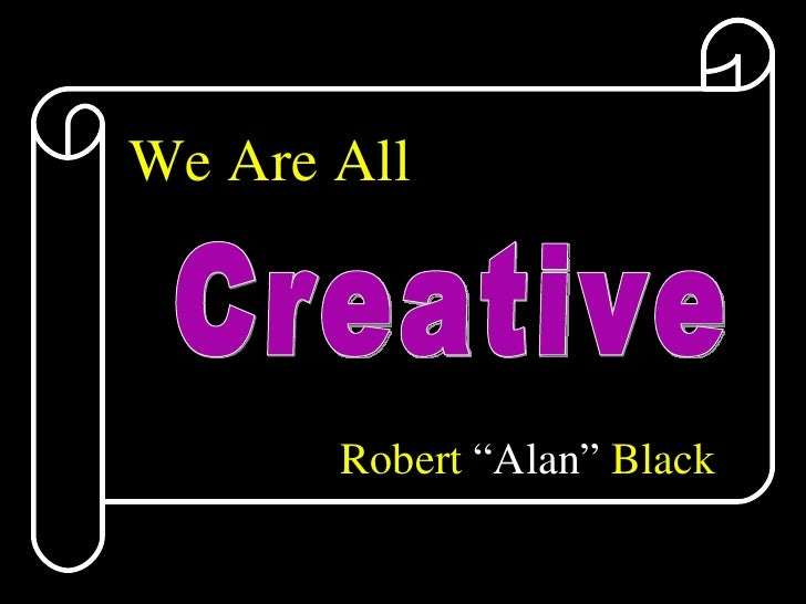 Sa we are all creative high school