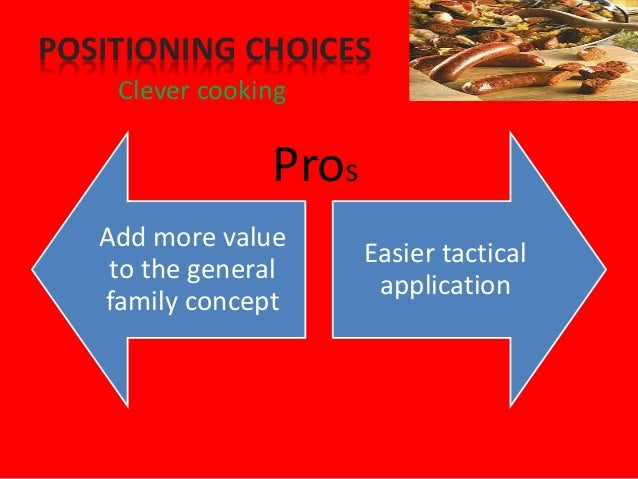 sunnyvale foods marketing analysis