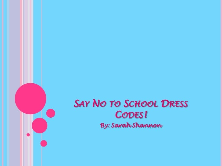 dress code essay against dress code essay