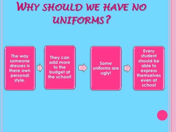 School Uniforms Argumentative Essay