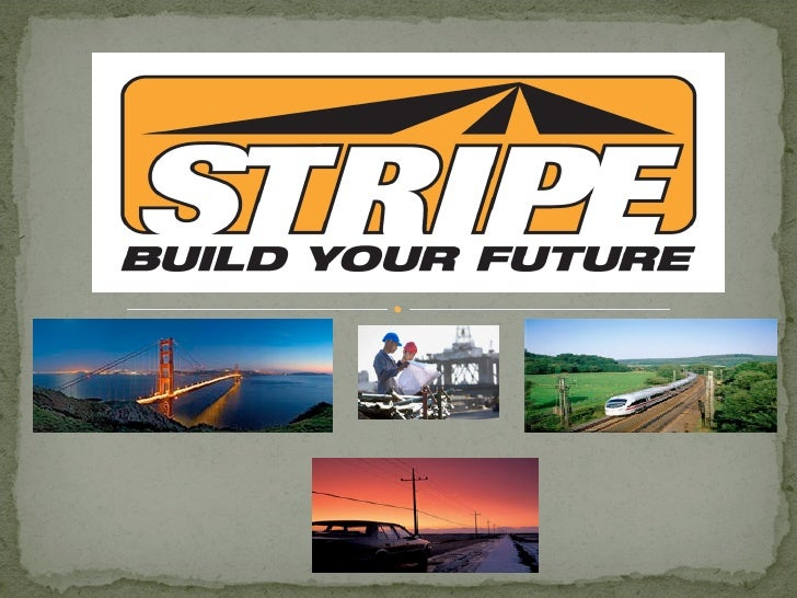 Pre-Apprenticeship for Transportation Infrastructure – Project STRIPE