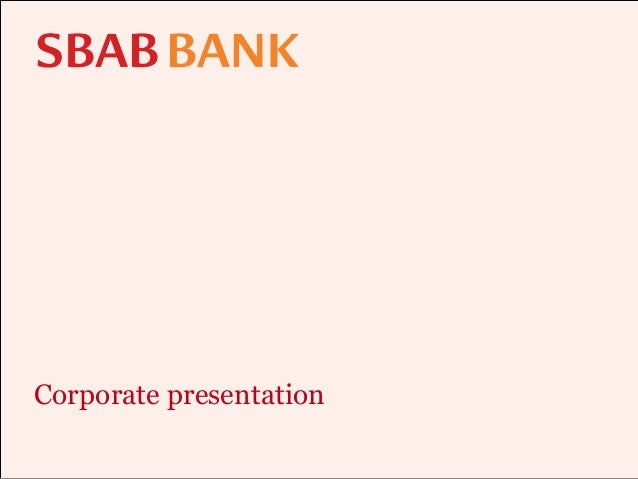 sbab bank ab