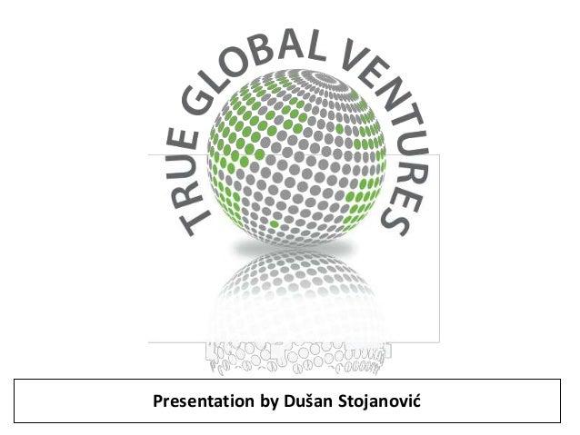 Presentation by Dušan Stojanovid                                   1