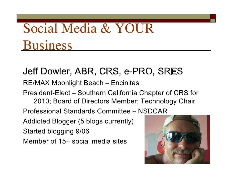 Santa Barbara Association of REALTORS Presentation 1.19.10